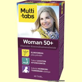 Multi-tabs® Woman 50+ 60 табл.