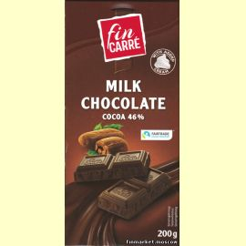Шоколад белый fin KARRE White Chocolate 200 гр.