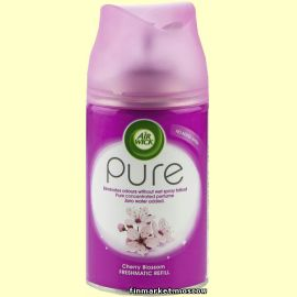 Освежитель воздуха AirWick Pure Cherry Blossom FRESHMATIC REFILL 250 мл.