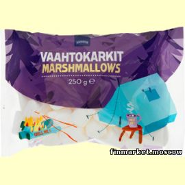 Зефир маршмеллоу Rainbow Vaahtokarkit Marshmallows 250гр.