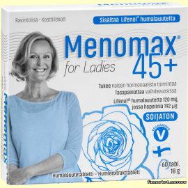 Menomax® For Ladies 60 табл.
