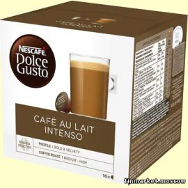 Капсулы Nescafé Dolce Gusto Zoegas Mollbergs Blandning 16 капсул
